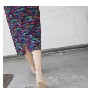 ブラウス レディース 40代 50代 60代 ファッション 女性 上品  黒 白 赤7分袖 無地 トップス 春 ミセス|alice-style|19