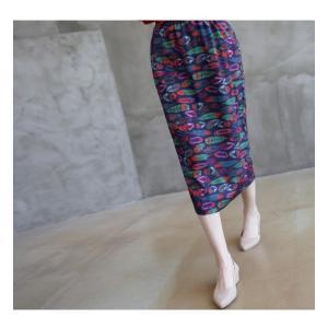 ブラウス レディース 40代 50代 60代 ファッション 女性 上品  黒 白 赤7分袖 無地 トップス 春 ミセス|alice-style|21