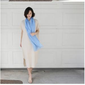 ワンピース レディース 40代 50代 60代 ファッション 女性 上品  茶色 ベージュリネン 半袖 ロング丈 無地 きれいめ 春 ミセス|alice-style|20