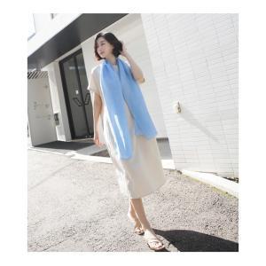 ワンピース レディース 40代 50代 60代 ファッション 女性 上品  茶色 ベージュリネン 半袖 ロング丈 無地 きれいめ 春 ミセス|alice-style|06