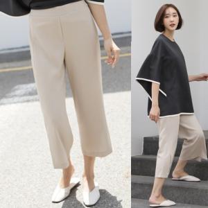 パンツ レディース 40代 50代 60代 ファッション 女性 上品  黒  ベージュ スラックス きれいめ 春夏 ミセス|alice-style