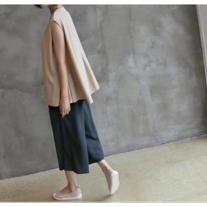ブラウス レディース 40代 50代 60代 ファッション 女性 上品  黒  ベージュ  グレー 無地 ノースリーブ きれいめ トップス 春夏 ミセス|alice-style|09