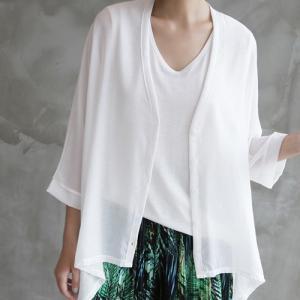 カーディガン レディース 大人 40代 50代 60代 ファッション 女性 上品 黒 ベージュ 薄手 ゆったり 体形カバー 春夏 ミセス|alice-style