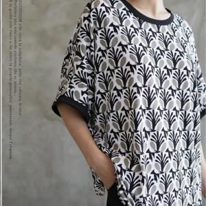 ブラウス レディース 40代 50代 60代 ファッション 女性 上品 柄 トップス ゆったり 体形カバー 春夏 ミセス|alice-style
