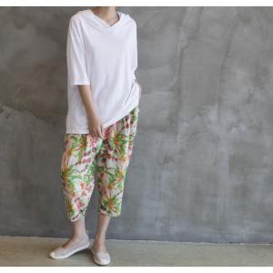 Tシャツ レディース 40代 50代 60代 ファッション 女性 上品  黒  白  茶色  グレー トップス フード パーカー 無地 ゆったり 春夏 ミセス|alice-style|19
