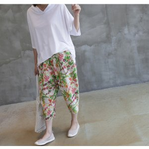 Tシャツ レディース 40代 50代 60代 ファッション 女性 上品  黒  白  茶色  グレー トップス フード パーカー 無地 ゆったり 春夏 ミセス|alice-style|09