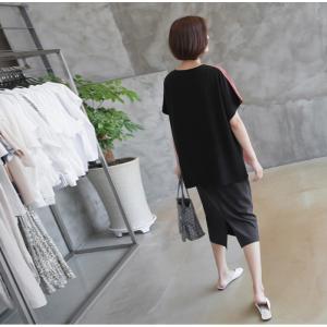 スカート レディース 40代 50代 60代 ファッション 女性 上品  グレー タイトスカート 無地 ロングスカート ロング丈 春夏 ミセス|alice-style|15