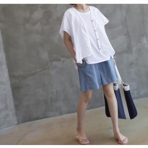 カーディガン レディース 40代 50代 60代 ファッション 女性 上品  黒  白 半袖 ハーフ丈 レース 春夏 ミセス|alice-style|12