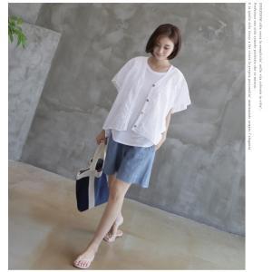 カーディガン レディース 40代 50代 60代 ファッション 女性 上品  黒  白 半袖 ハーフ丈 レース 春夏 ミセス|alice-style|07