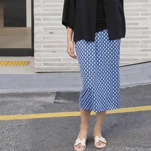 スカート レディース 大人 40代 50代 60代 ファッション おしゃれ 女性 上品 ロング丈 柄 きれいめ 春夏 ミセス|alice-style