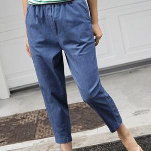 パンツ レディース 大人 40代 50代 60代 ファッション おしゃれ 女性 上品 デニムパンツ ジーンズ ジーパン クロップドパンツ 春夏 ミセス|alice-style
