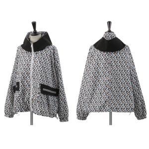 ショートジャンパー アウター レディース 40代 50代 60代 ファッション おしゃれ 女性 上品 黒 ペンギンプリント 柄 冬 ミセス|alice-style|13