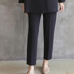パンツ レディース 40代 50代 60代 ファッション おしゃれ 女性 上品  黒  紺 青 スラックス きれいめ 通勤 秋 ミセス|alice-style
