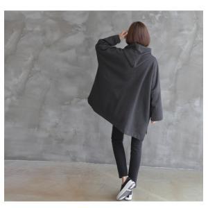 ジャケット レディース 40代 50代 60代 ファッション おしゃれ 女性 上品  黒 ハーフ丈 ドルマン ゆったり 体形カバー 秋 ミセス alice-style 11
