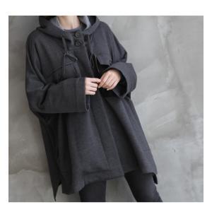ジャケット レディース 40代 50代 60代 ファッション おしゃれ 女性 上品  黒 ハーフ丈 ドルマン ゆったり 体形カバー 秋 ミセス alice-style 12