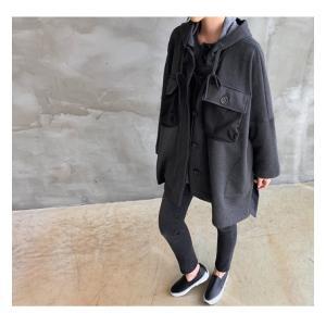 ジャケット レディース 40代 50代 60代 ファッション おしゃれ 女性 上品  黒 ハーフ丈 ドルマン ゆったり 体形カバー 秋 ミセス alice-style 15