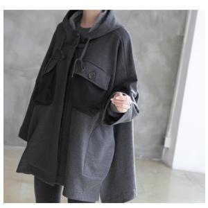 ジャケット レディース 40代 50代 60代 ファッション おしゃれ 女性 上品  黒 ハーフ丈 ドルマン ゆったり 体形カバー 秋 ミセス alice-style 16