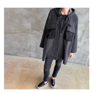 ジャケット レディース 40代 50代 60代 ファッション おしゃれ 女性 上品  黒 ハーフ丈 ドルマン ゆったり 体形カバー 秋 ミセス alice-style 17