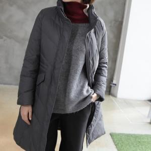 コート レディース 40代 50代 60代 ファッション おしゃれ 女性 上品  黒  グレー ロング丈 ロングコート 秋 ミセス|alice-style
