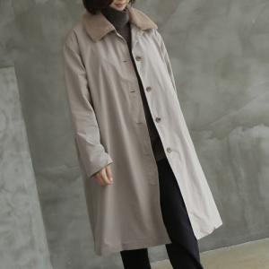 ジャケット レディース 40代 50代 60代 ファッション おしゃれ 女性 上品  ベージュ  グレー ロング丈 ロングジャケット きれいめ 秋 ミセス|alice-style