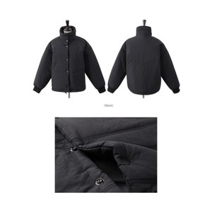 ジャケット レディース 40代 50代 60代 ファッション おしゃれ 女性 上品  黒 中綿 ハーフ丈 秋 ミセス|alice-style