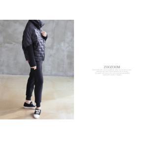 ジャケット レディース 40代 50代 60代 ファッション おしゃれ 女性 上品  黒 ハーフ丈 ジップアップ 秋 ミセス|alice-style|12