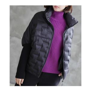 ジャケット レディース 40代 50代 60代 ファッション おしゃれ 女性 上品  黒 ハーフ丈 ジップアップ 秋 ミセス|alice-style|18
