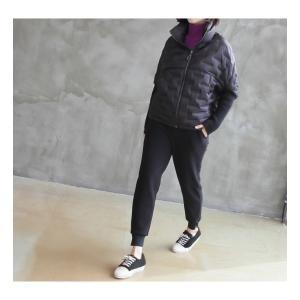 ジャケット レディース 40代 50代 60代 ファッション おしゃれ 女性 上品  黒 ハーフ丈 ジップアップ 秋 ミセス|alice-style|19
