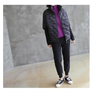 ジャケット レディース 40代 50代 60代 ファッション おしゃれ 女性 上品  黒 ハーフ丈 ジップアップ 秋 ミセス|alice-style|08
