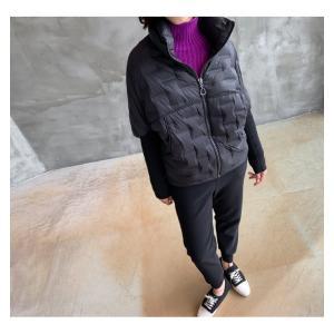 ジャケット レディース 40代 50代 60代 ファッション おしゃれ 女性 上品  黒 ハーフ丈 ジップアップ 秋 ミセス|alice-style|09