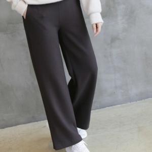 パンツ レディース 40代 50代 60代 ファッション おしゃれ 女性 上品  茶色 和井戸パンツ 裏起毛 あったか 冬 ミセス|alice-style