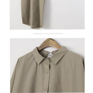 ワンピース ルーズフィット レディース 40代 50代 60代 ファッション おしゃれ 女性 上品 スリット 無地 ニットワンピース 長袖 冬 ミセス|alice-style|09