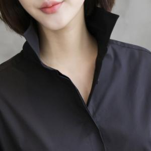 ブラウス シャツブラウス レディース 40代 50代 60代 ファッション おしゃれ 女性 上品 黒 無地 長袖 クロージング 冬 ミセス|alice-style