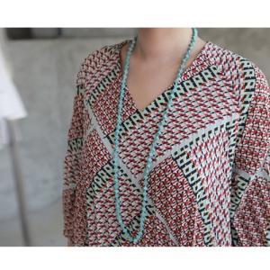 ネックレス レディース 大人 ロング丈 ロングネックレス 2018 夏 50代 40代 60代 ファッション 女性|alice-style