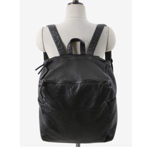 バックパック レディースバッグ 40代 50代 60代 ファッション 女性 上品  黒 グレーリュックサック 冬 ミセス alice-style