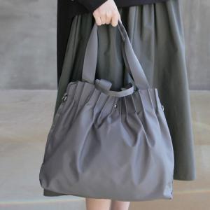 ハンドバッグ レディースバッグ 40代 50代 60代 ファッション 女性 上品  黒 グレーショルダー紐セット 2way 冬 ミセス|alice-style