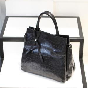 ハンドバッグ レディース 大人 40代 50代 60代 ファッション おしゃれ 女性 上品 黒 ベージュ グレー 型押し ショルダーバッグ 2way ショルダー紐セット|alice-style