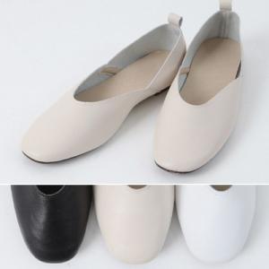フラットシューズ レディース 40代 50代 60代 ファッション 女性 上品  黒 ベージュペタンコ シンプル 春 ミセス|alice-style