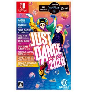 新品 NSW ジャストダンス 2020(スイッチ ソフト)