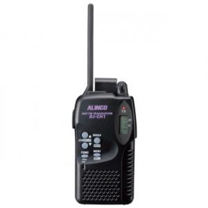 アルインコ 特定小電力トランシーバー DJ-CH1 ショートアンテナ 20ch 軽量・コンパクトモデル 無線機 インカム