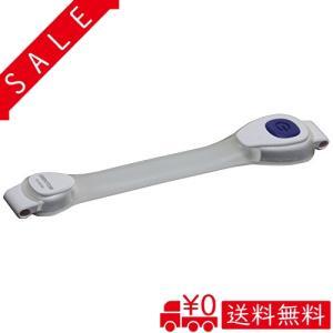 GENTOS(ジェントス) LED セーフティバンド AX-810BL 青 ANSI規格準拠 停電時用 明かり 防災|all-box-1-100