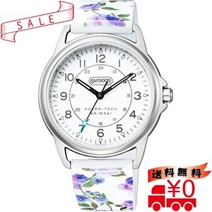 [シチズン] 腕時計 アウトドアプロダクツ FORISシリーズ ソーラーテック KP3-414-12 レディース|all-box-1-100