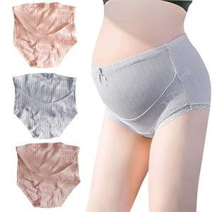 マタニティ ショーツ 綿100% ノンストレス 肌にやさしい 妊婦パンツ マタニティ下着 ショーツ インナー 産前 産|all-box-1-100