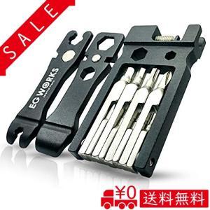 EGWORKS 超小型携帯マルチツール 19機能 EG-MICRO19|all-box-1-100
