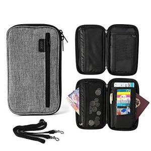 パスポートケース 首下げ スキミング防止 かわいい 無印 軽量コンパクト大容量 防水パスポートバッグ 旅行用|all-box-1-100