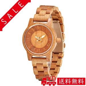 木製腕時計 レディース,shifenmei S5557 軽量 天然木 レディース 腕時計 木製 時計 レディース 木箱の包装 誕生日|all-box-1-100