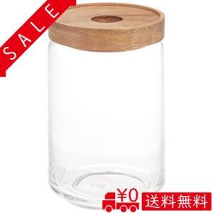 チャバツリー コロン ガラスジャー 保存容器 750cc ST008|all-box-1-100