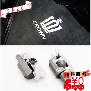 トヨタクラウン180シリーズ200シリーズ210シリーズ車用ドアランプカーテシライト ドアウェルカムライト ドアカ|all-box-1-100