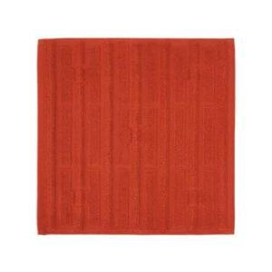 HERMES エルメス タオル ソルド ベビー カレタオル ラビラント コットン100% オレンジ/テラコッタ ハンドタオル H101299M18 all-brand