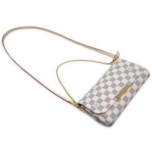 LOUIS VUITTON ルイヴィトン ヴィトン ダミエ・アズール LV バッグ ショルダーバッグ フェイボリットPM N41277|all-brand